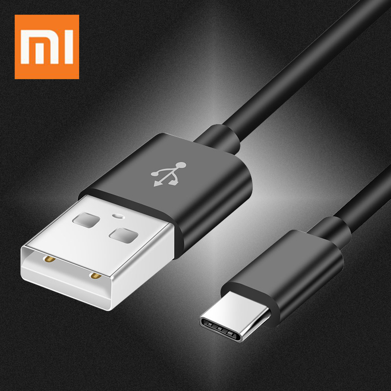 Original Xiaomi MI 9 Pro Cable USB-C Faster Charger White Quick 3.1 Data Sync for Mi mix 3 2s <font><b>2</b></font> Mi 9 8 6 Redmi K20 Pro Note 8 7 image