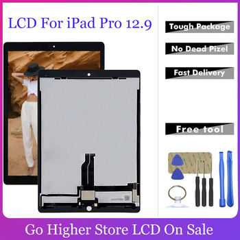 цена на Tablet LCD For iPad Pro 12.9 LCD Display Touch Screen Digitizer Panel Assembly Replacement For ipad pro 12.9 A1584 A1652 LCD