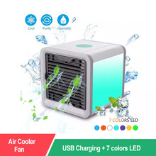 Air Conditioner Air Cooler Fan USB Portable Air Conditioner 3 Gear Personal Space Air Cooling Fan Portable Air Conditioner Fan