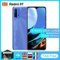 Globale Version Xiaomi Redmi 9T Smartphone 4GB 64GB/4GB 128GB /6GB 128GB Snapdragon 662 6000mAh 48MP Hinten Kamera 6.53