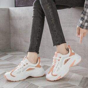 Image 4 - BIGFIRSE  Women Casual Shoes Trend  Rubber Woman Fashion Sneaker Vulcanized Shoes Zapatillas Mujer 2020 Fashion Shoes For  Women
