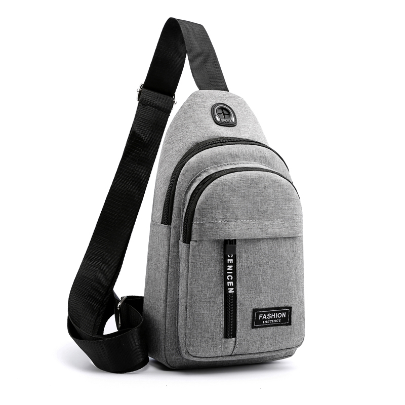 New 2019 Fashion Vintage Men Small Backpack Canvas Water Proof Bags For Male Backpacks Military Shoulder Bag WW060