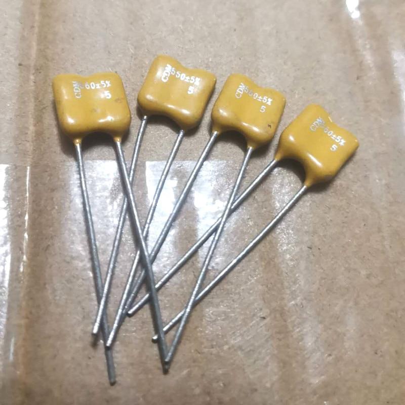 68pF 500V Ceramic Capacitors Lot of 10pcs