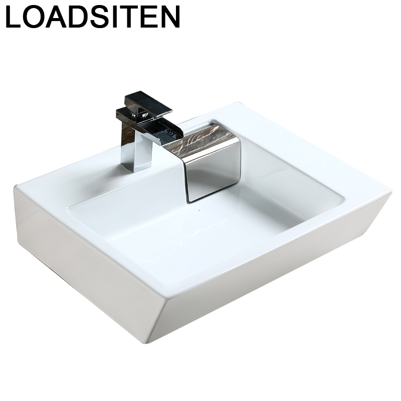 Cuba Para Waschtisch Salle De Bain Umywalka Lavatorio Lavandino Bathroom Vanity Da Appoggio Sink Pia Banheiro Lavabo Wash Basin