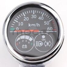 48 فولت/36 فولت عداد السرعة مؤشر أداة توجيه إشارة مناسبة ل ATV على الطرق الوعرة دراجة نارية كارت سكوتر كهربائي