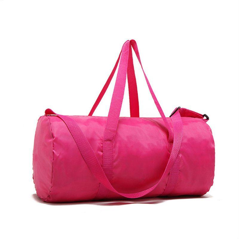 Outdoor Super Light Folding Male Female Backpack Waterproof Sports Yoga Gym Bag G99D