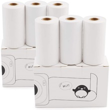 1 Роллс мини Карманный принтер фото печать наклейка бумага для Paperang карман термальный принтер POS кассовый бумаги 57 x 30 мм