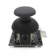 Двухосевой Кулисный контроллер строительные блоки модуль профессиональный аксессуар Кнопка электронная игра датчик джойстика