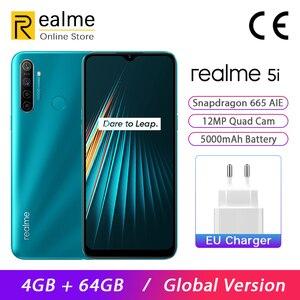 Global Version Realme 5i Smart