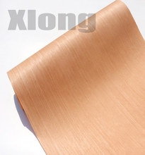 1Piece/Lot L:2.5meters Width:55cm Red Oak Straight Grain 58S Audio Furniture Wood Veneer (back non woven fabric)