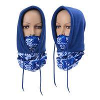 1pc ciclismo máscara facial capa boné feminino homem grosso à prova de vento anti smog quente esqui equitação headwear 2019 mais novo venda quente|Máscara facial p/ ciclismo| |  -