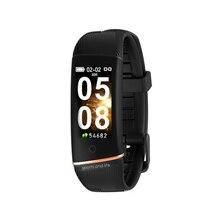 купить E98 Smart Bracelet Men Women Ip67 Waterproof Fitness Tracker Heart Rate Monitor Smart Band Blood Pressure Watch Sport Smart Band дешево