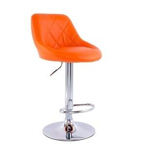 Image 4 - Stoelen Banqueta Todos Tipos Industriel Stoel Sandalyeler Ikayaa עור Tabouret דה Moderne Cadeira שרפרף מודרני בר כיסא