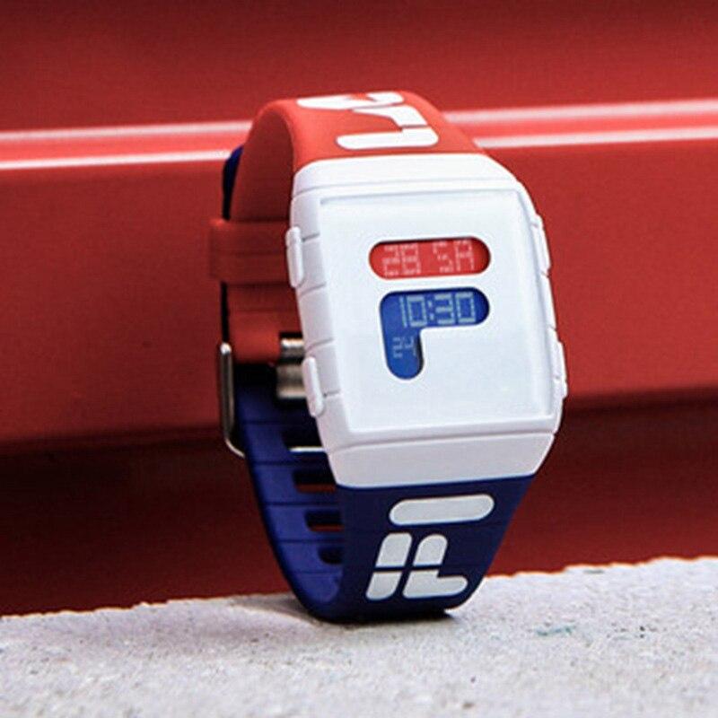 Waterproof Army Watch Men&women Sports Watch Casual Fashion Silicone Dress Children Watches Unisex Quartz Wristwatch