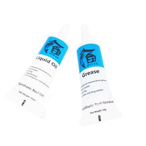 Maintenance Grease Metal Fluted Disc Lubricating Oil Grease Set Of 2 Fishing Reel Bearing Special Lubricant(China)