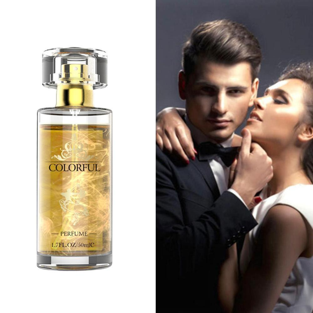 Pheromone Perfumed Aphrodisiac For Men Women Body Spray Flirt Perfume Charming Perfume Sexy Flirt Fragrance For Men & Women Sex