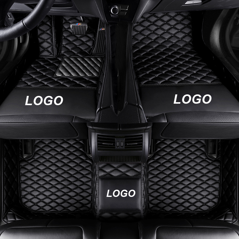 Автомобильный напольный коврик для Mercedes Benz CLS w218 w218 63 amg 220 250 260 300 320 400 500, автомобильные аксессуары, кожаный напольный коврик