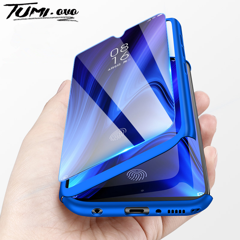 360 Full Cover Phone Case For Xiaomi Redmi Note 7 7A 6 6A 5 4 4X GO K20 Pro Shockproof Case For Xiaomi Mi 9 SE 8 Lite A2 A1 Play
