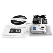 AMK-CDFE цифровая камера 8 мегапикселей 2,7 дюймов TFT дисплей мини HD камера для путешествий портативная ручная цифровая камера