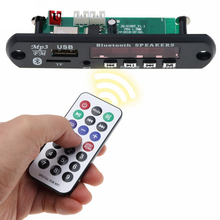 Decoder-Board Tf-Card-Module Mp3-Speaker Remote-Control-Player Car-Radio Bluetooth-3.0
