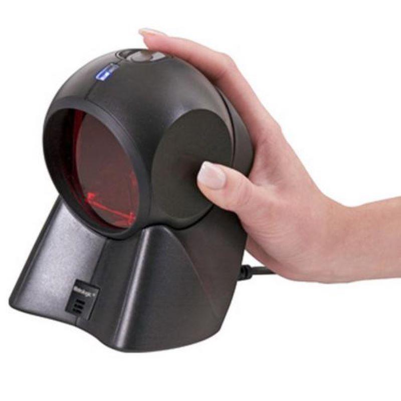 Honeywell Orbit 7120 waybill cheap desktop supermarket handheld usb 1d barcode scanner