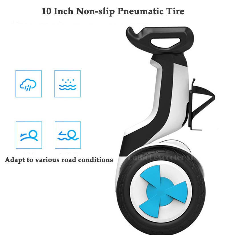 Daibot Powerful Electric Scooter 700W 54V 2 Wheels Self Balancing Scooters Kids Adults Balance Scooter Hoverboard APPBluetooth (12)