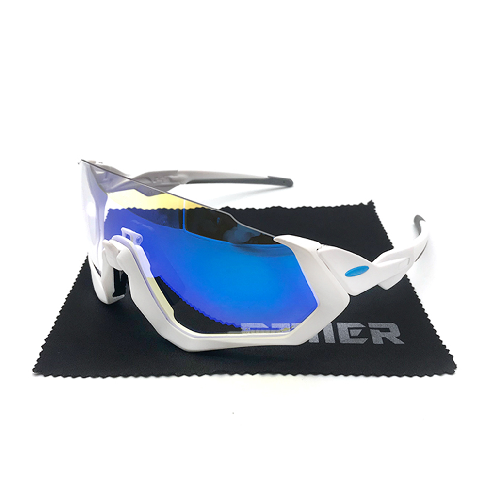 UV400 Full Color Glasses Sports Bike Bicycle Sunglasses Outdoor Ultralight Riding Driving Fishing Hiking Walking Leisure Eyewear
