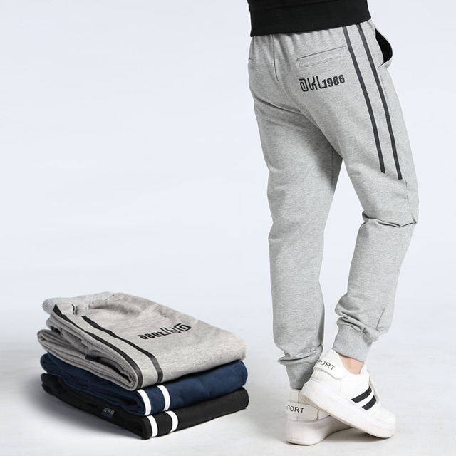 boys track pants 2020 autumn knitted soft loose pants for boys 4-8 8-12 years children pantalones baby trousers 1
