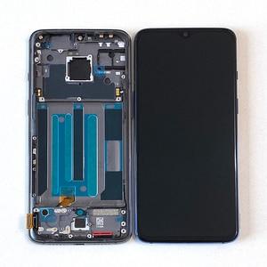 "Image 4 - 6.41 ""원래 Supor Ampled M & Sen OnePlus 7 LCD 화면 디스플레이 + 터치 패널 디지타이저 OnePlus 7 LCD 디스플레이 터치 프레임"