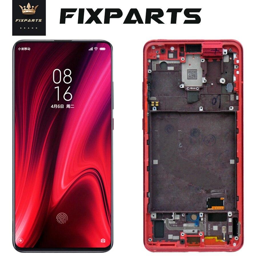 "6.3"" Display TFT For Xiaomi Mi 9T Pro LCD MI9T Display Touch Screen Digitizer For Xiaomi Red K20 Pro Display K 20 No Fingerprint(China)"