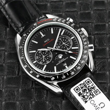 Luxury Top Brand Men Wrist Watches Fashion Business Chronograph Mens Quartz