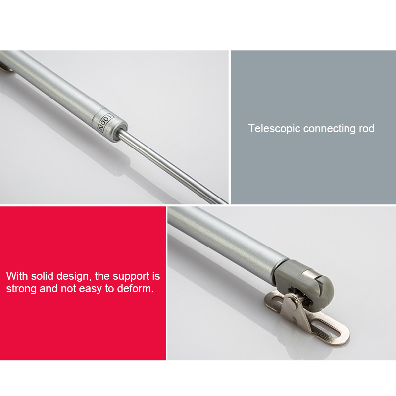 Furniture Hinge Kitchen Cabinet Door Lift Pneumatic Support Hydraulic Gas Spring Stay Hold FEA889