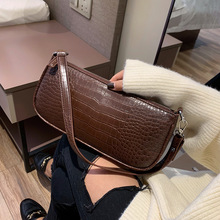 SWDF 2020 Brand Women Bag Over The Shoulder Messenger Bags Ladies PU Leather Purses And Handbags Solid Female Beach Sac