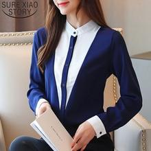 Casual Slim Women Clothing Office Ladies Shirts 2020 Fashion