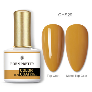 BORN PRETTY Nail Gel 120Colors 10ml Gel Nail Polish Soak Off UV LED Gel Varnish Holographics Shining Nagel Kunst Gellack 106