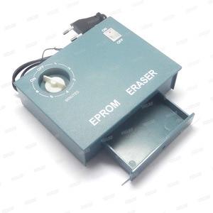 Image 3 - Gomma UV EPROM di alta qualità Timer luce ultravioletta Wafer a semiconduttore (IC) cancella radiazioni