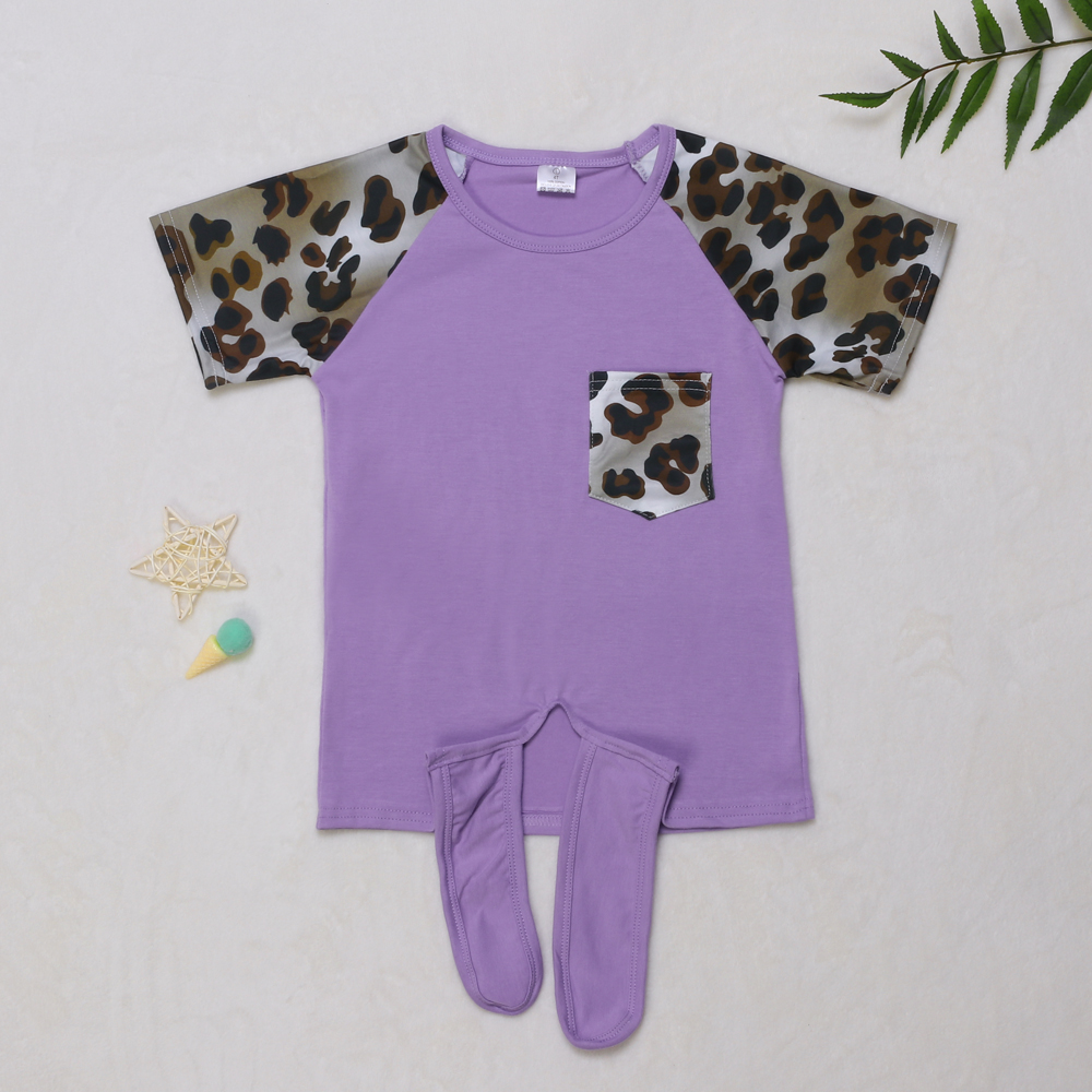 T-Shirt Boutique Clothing Baby-Girl Children's Lovely The Purple Shirtgsy904-195-Pu Conice
