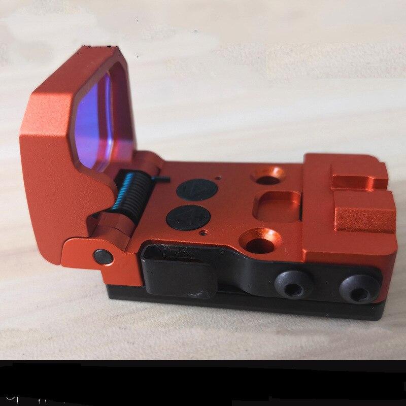 Тактическая задняя визирная пластина glock базовое крепление