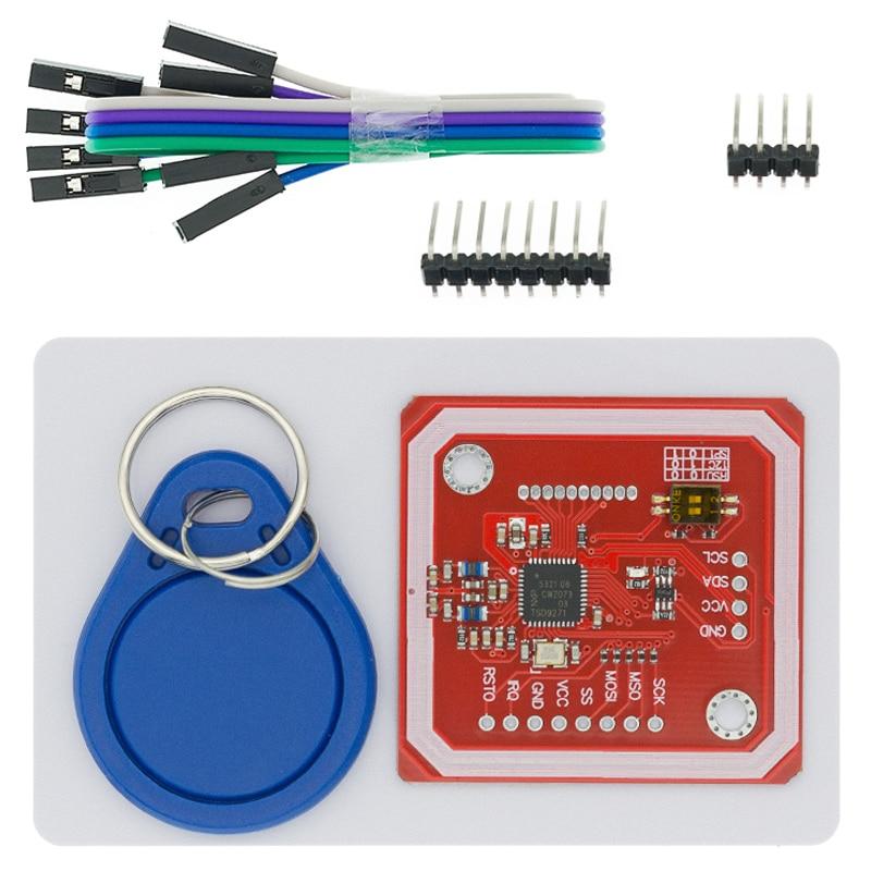 Модуль RFID PN532 NFC V3, NFC с расширением телефона Android, обеспечивает схемы и библиотеку
