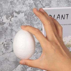 """10/20/50 шт пасхальное яйцо из пенопласта картина пены яйцо DIY ПАСХАЛЬНОЕ декор из твердой пены яйцо для детей Пасхальный фестиваль """"сделай сам"""" для яичного ремесла"""