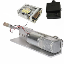 DC 12 24V Linear Actuator Reciprocating Motor FF50 Set DIY Design Stroke 30/50/70mm+Switching Power Supply+ PWM Speed Controller ac100 240v input and 12 24v dc ouput wireless type linear actuator controller power supply for doubles linear actuators