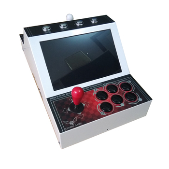 цена на china supplier Family Professional classic wooden mini simulator arcade desktop video game console machines
