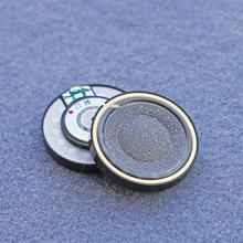 ซับวูฟเฟอร์52มม.ลำโพงสำหรับN90Qหูฟังอะไหล่ซ่อมชุดหูฟังHifi Driver 32ohm 115dbคาร์บอนไดอะแฟรมเบสลึก2PCS