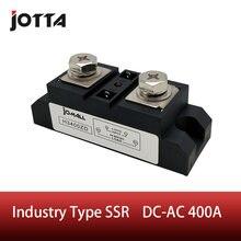 400a промышленный однофазный вход ssr 4 32vdc; Выход 24 680vac
