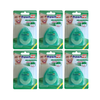 6pcs/lot Expanding Dental Floss Orthodontic Child Floss Adult Water fluffy Deep Clean Teeth Gap Plaque Water Swelling Flosser