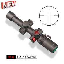 Riflescope WG .22LR Discovery Hunting Level-Indicator New with Angle And Cheap Model