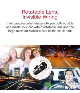 Image 5 - DDPai Mini2s Car DVR Distortionless 2K Ultra HD 1440P Car Dash Camera  Wide Dynamic Range 140° Wide Angle Lens  G Sensor  WiFi