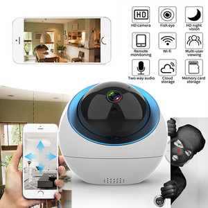 Image 5 - Cámara IP Cloud Dome 1080P, Mini cámara Wifi, cámara de seguridad, vigilancia CCTV, seguimiento automático, cámara inalámbrica para tienda en casa y oficina