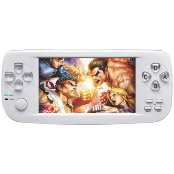 Retro Game Console with 4.3 Inch Super New 32-bit PSP PAP-K3  Classic Handheld Video Games MP5 Gaming Console