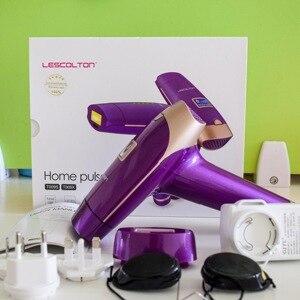 Image 5 - Lescolton 4in1 1300000 tiro t009i casa luz pulsada ipl depilador a laser barbear indolor permanente dispositivo de remoção do cabelo